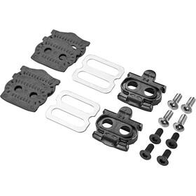 HT X2 Kit de cales 4,5° Floating, black
